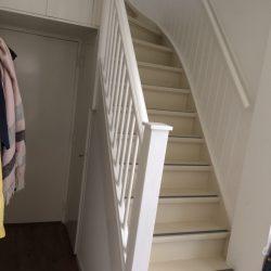 Op maat gemaakt trapleuning